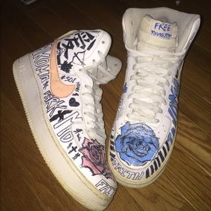 Air Force One Customs